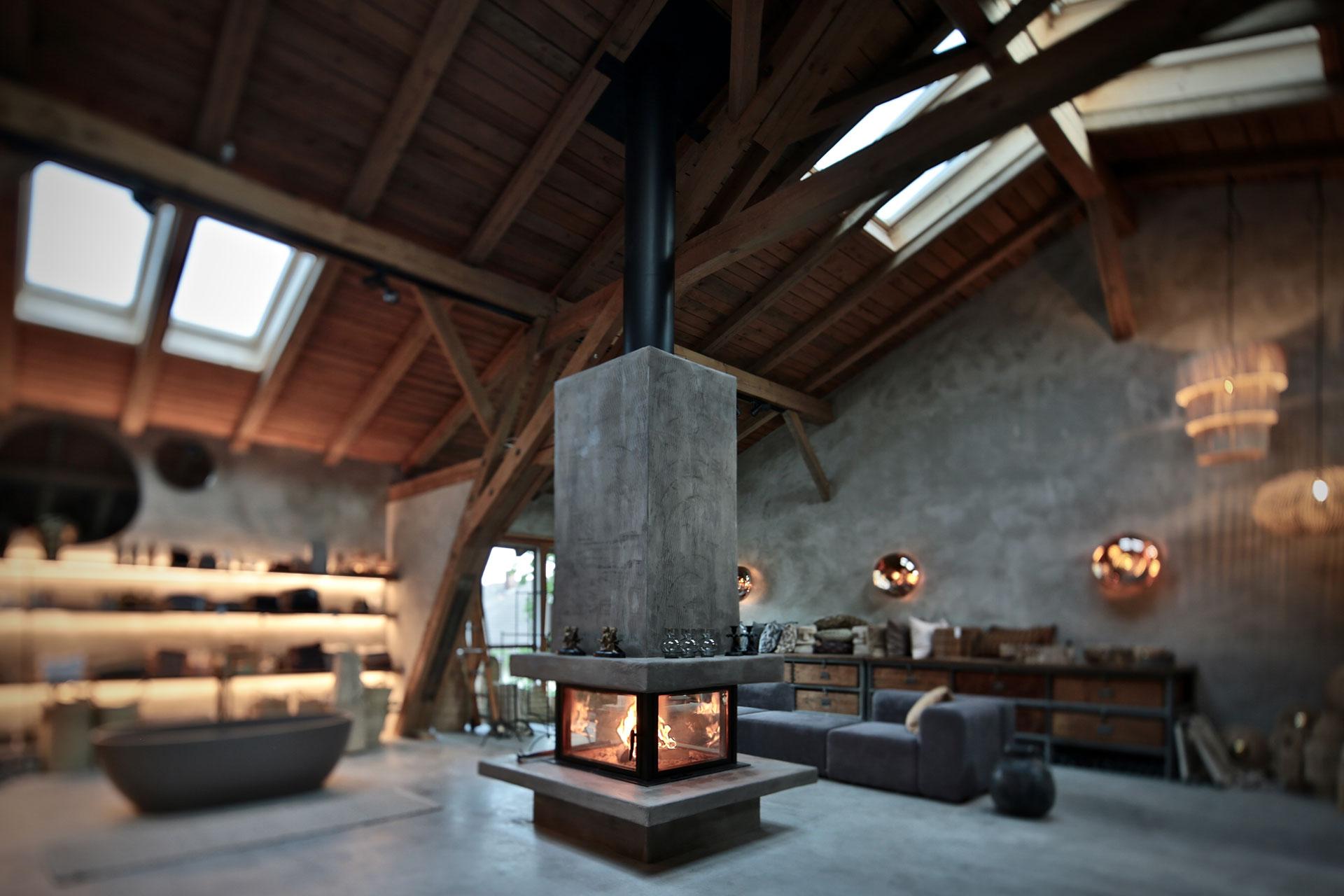 Feuer & Stein Ofen